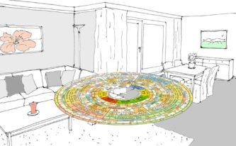 Raum-Akupunktur - den Menschen im Raum stärken